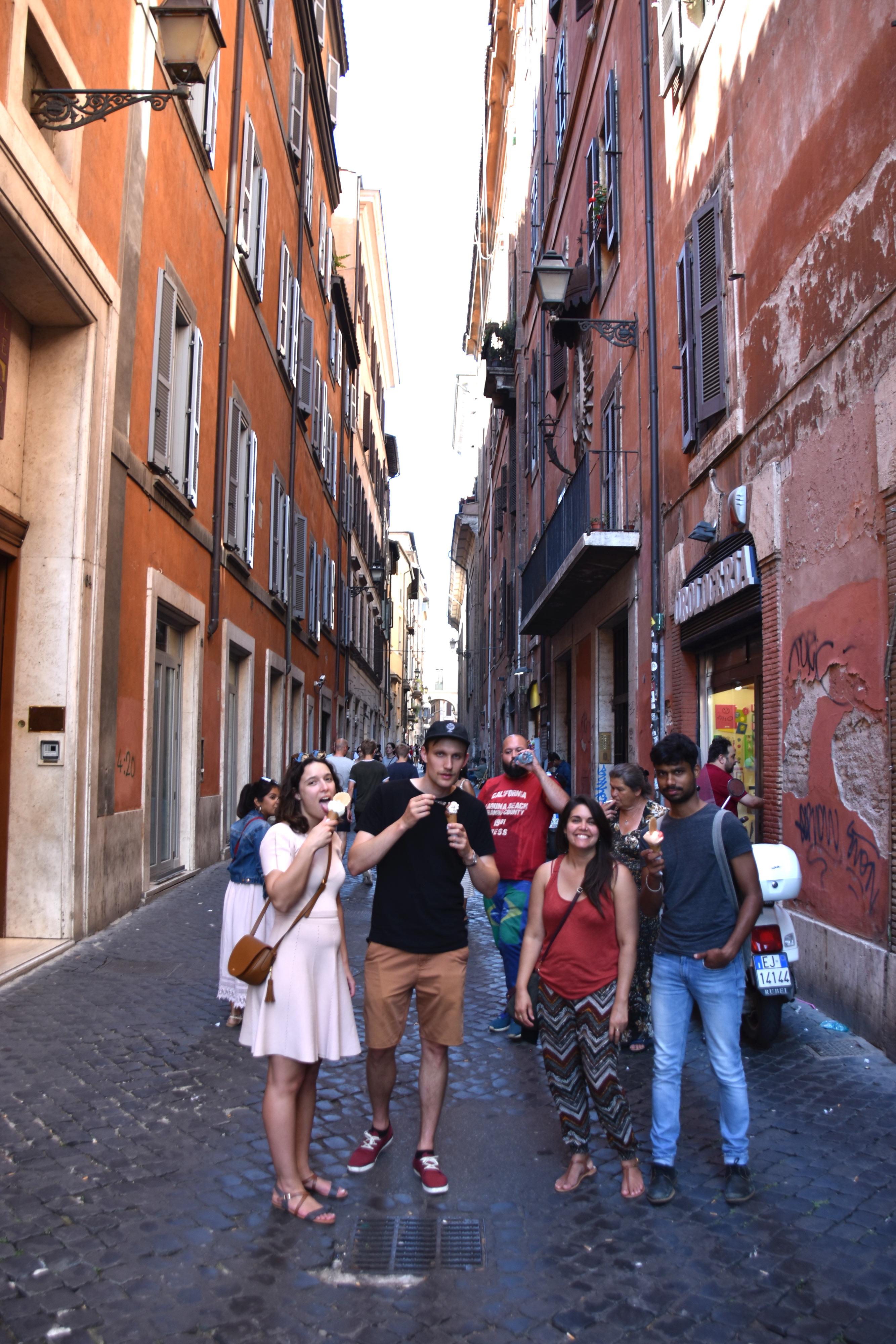 Rome par Justine Grespan