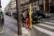 mètre en l'air par Pierre Montant