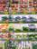Attention, fruits et légumes dangereux, prière de bien les garder enfermés par Julie Fourel