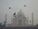 Taj Mahal – vu du nord le soir par John Grinling