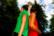 Trinité de muses par Michel Bruno