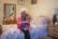 Nonna in Pink par Anna Salzmann